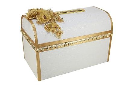Amazon.com: Wedding Money Box Card Box Gift Card Holder Wedding Box ...