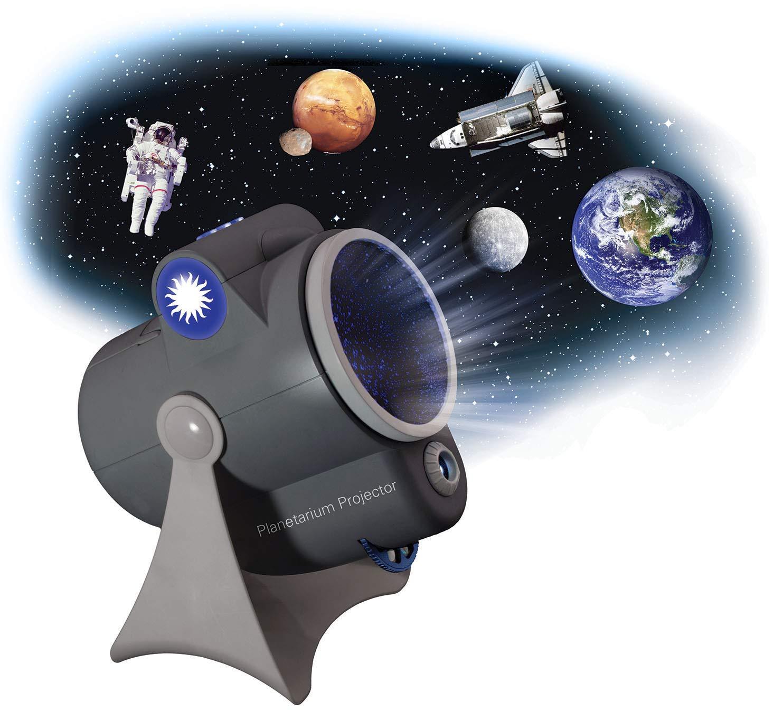 Smithsonian Optics Room Planetarium and Dual Projector Science Kit ...