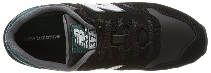 New Balance ML373 D, Baskets Mode Homme - Noir (Ksp Black), 40 EU (7 US)