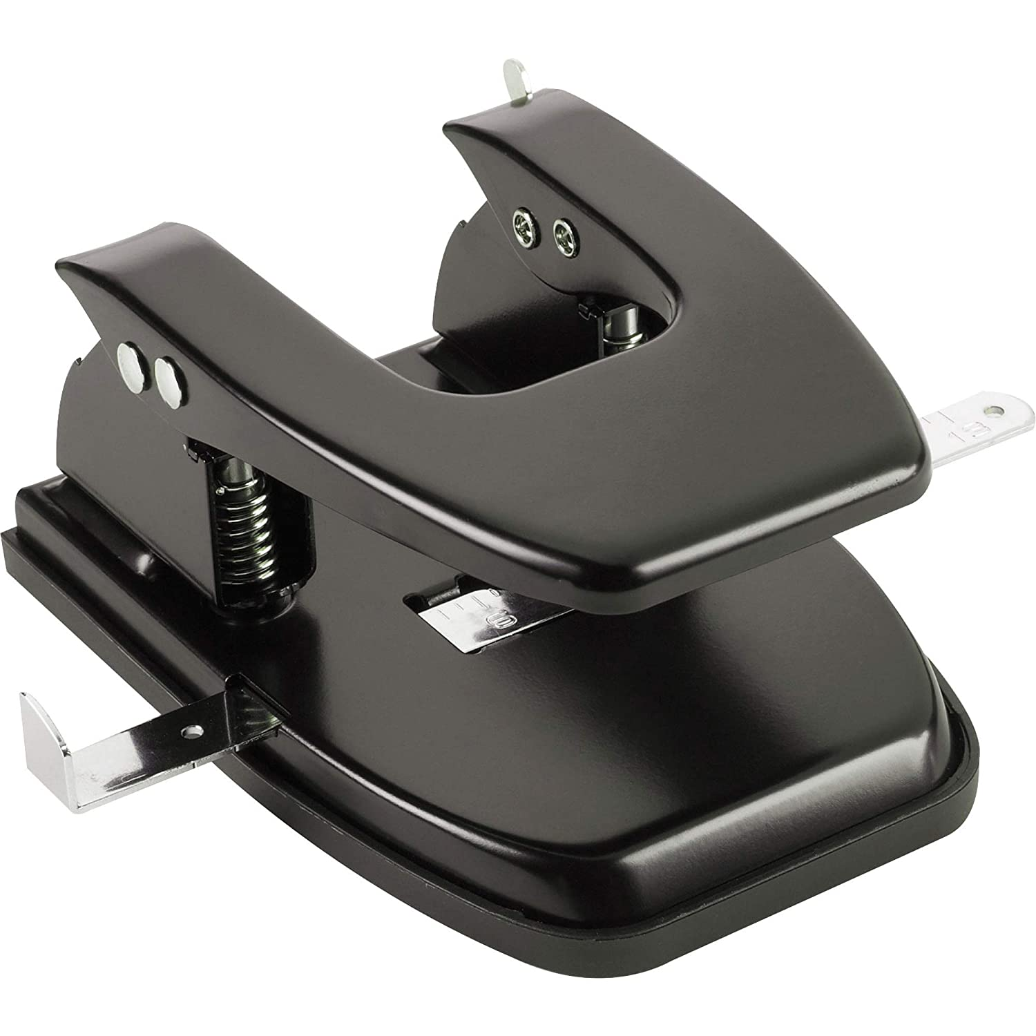 65626 Business Source Heavy-Duty Hole Punch