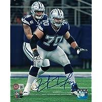 $49 » Zach Martin Autographed/Signed Dallas Cowboys 8x10 Photo BAS