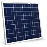 Solar Panel 50 Watts 12 Volt Poly