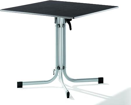 Amazon De Sieger 1330 50 Gastro Tisch Mit Puroplan Platte 80 X 80