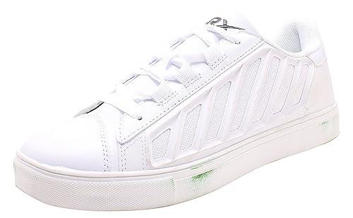HRX Men White Sneakers: Amazon.in