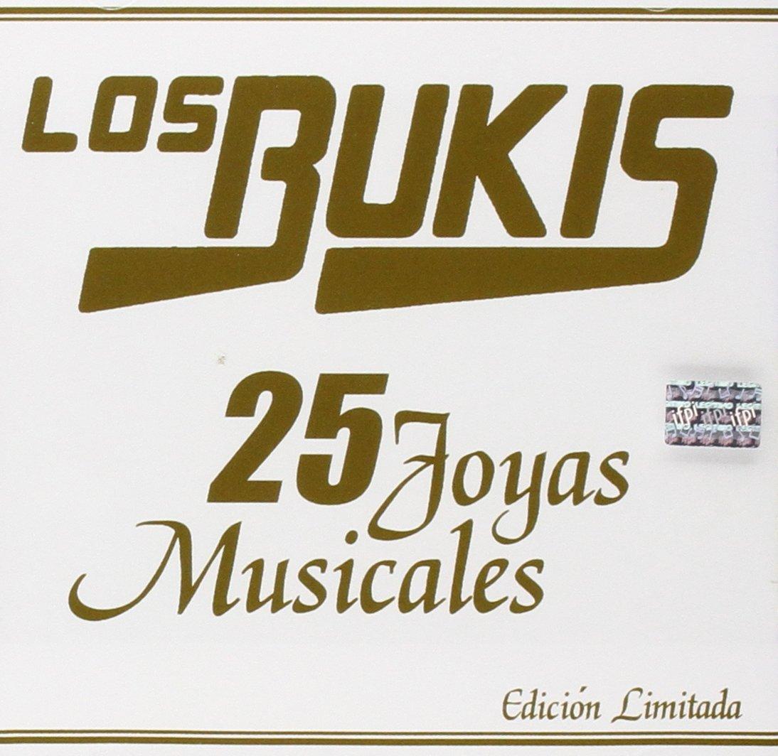 25 Joyas Musicales