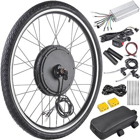 ZeHuoGe 48 V 1000 W Motor de buje de bicicleta eléctrico sin ...