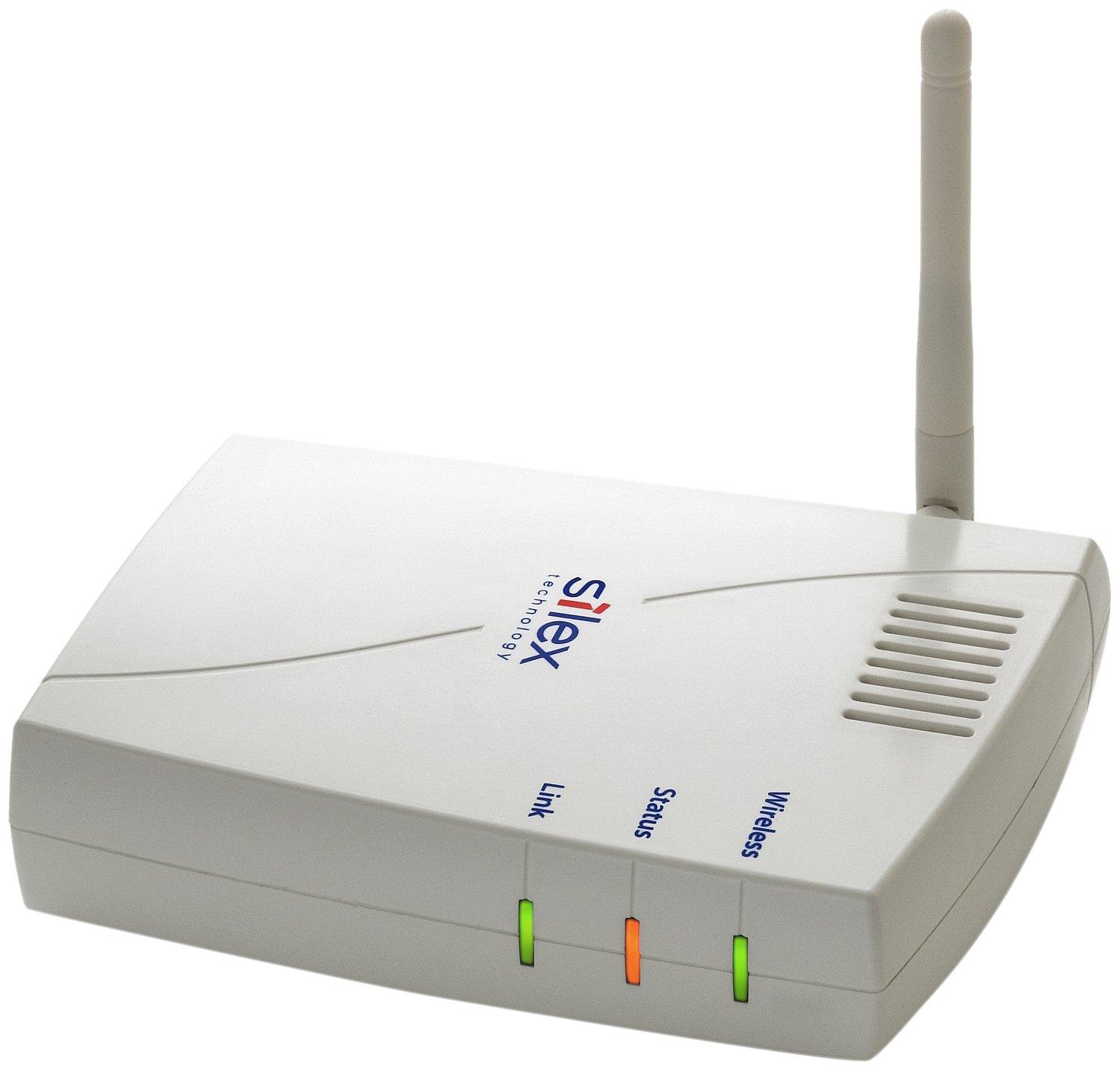 Silex SX-2500CG Wireless Ethernet Adapter: Amazon.de: Computer & Zubehör
