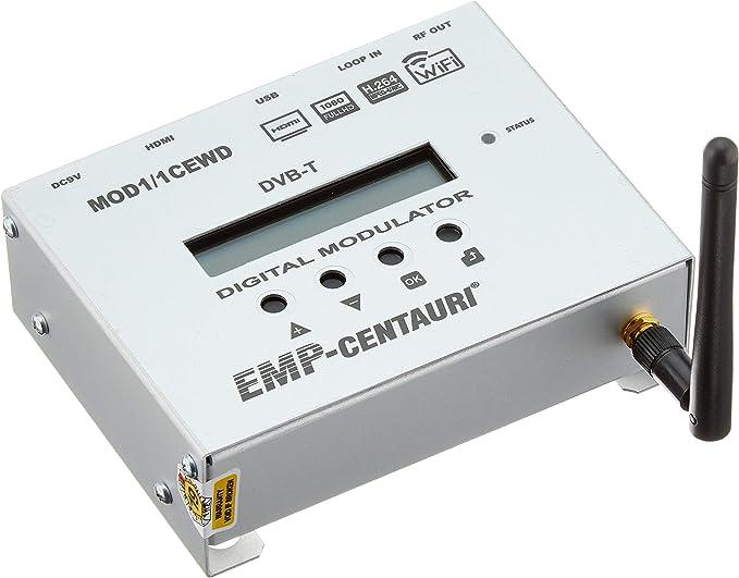 Hdmi Dvb T Modulator Mod1 1cewd Elektronik