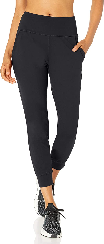 Brand - Core 10 Women's Spectrum Jogger Yoga Pant: Clothing