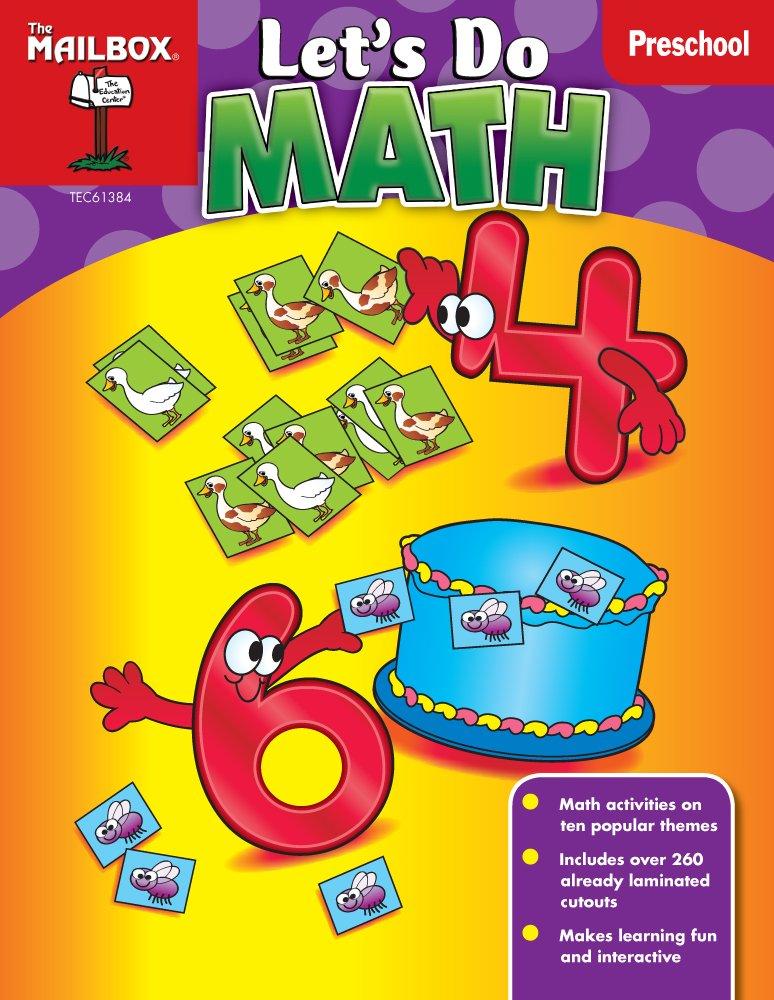 Read Online Let's Do Math (Preschool) ebook