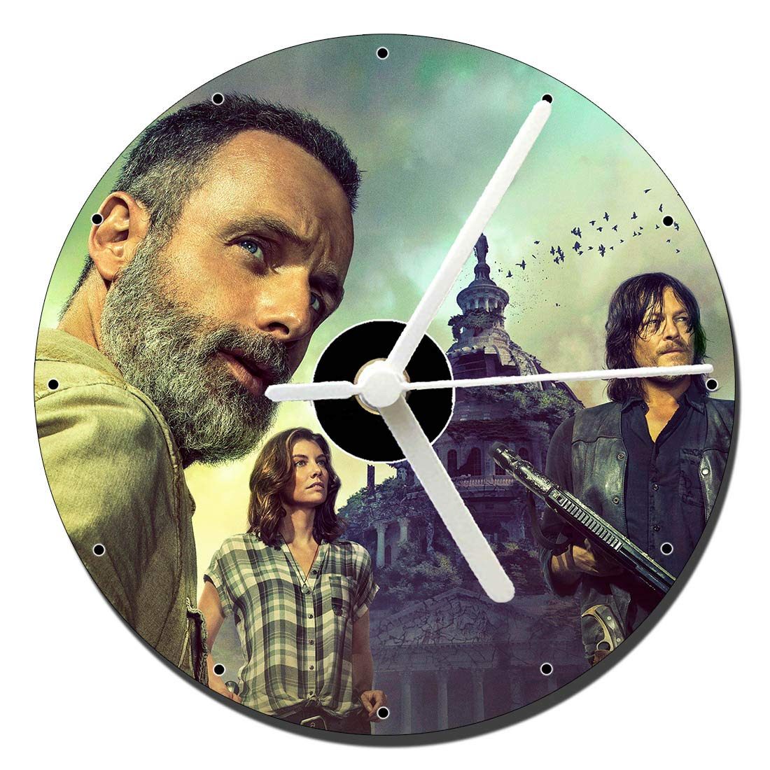 Mástil Azas The Walking Dead Andrew Lincoln Rick Grimes F Mesa ...