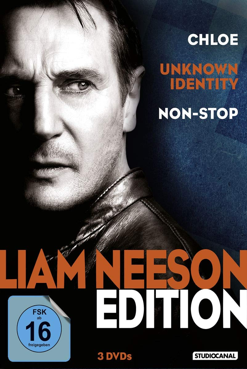 Liam Neeson Edition 3 Dvds Amazon De Julianne Moore Liam Neeson