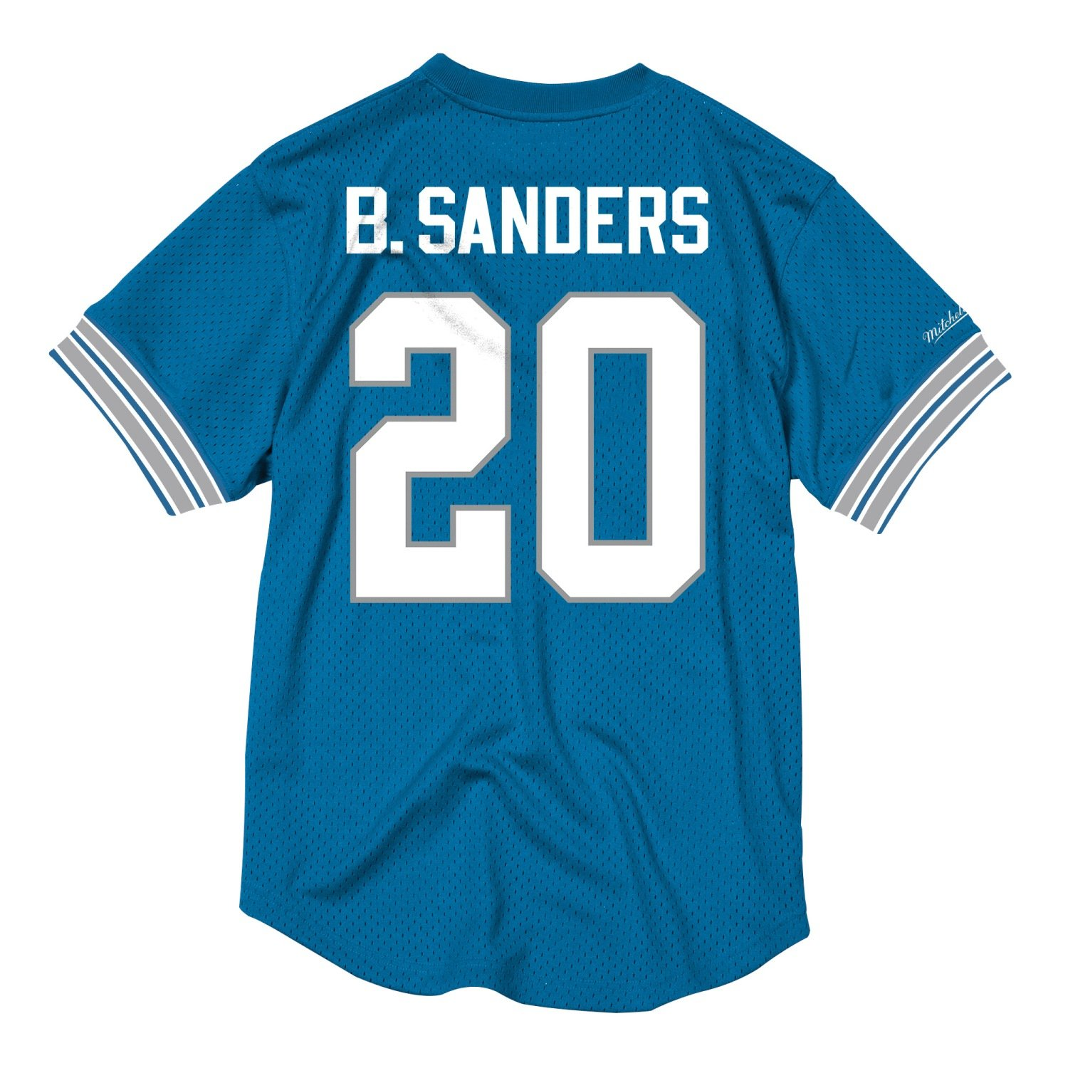 Amazon.com   Mitchell   Ness Barry Sanders Detroit Lions Mesh N N Crew Neck Jersey  Men s   Sports   Outdoors b6aa33d43