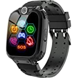Smart Watch for Kids - Kids Smartwatch Boys Girls Kids Smart Watches with Call Camera 7 Children Learning Games Alarm Clock M