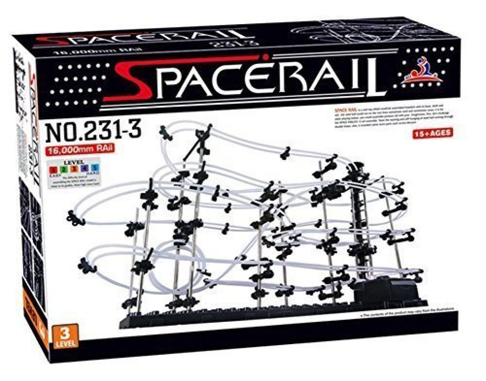SpaceRail Level 3 Game, 16000mm
