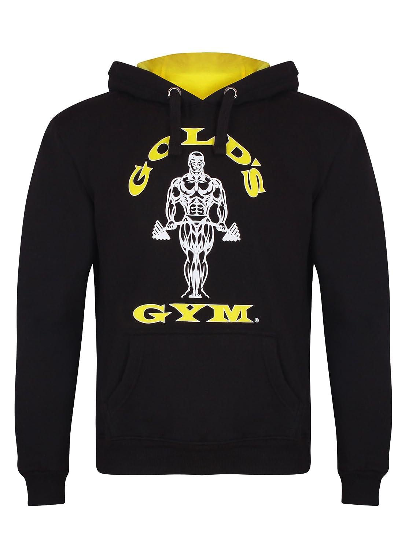 Goldsgym Muscle Joe Felpa Pan World Brands GGSWT006