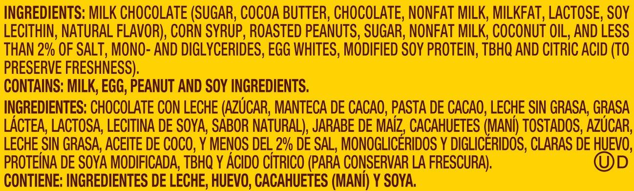 Oh Henry Caramel Fudge Chocolate Bars 36ct