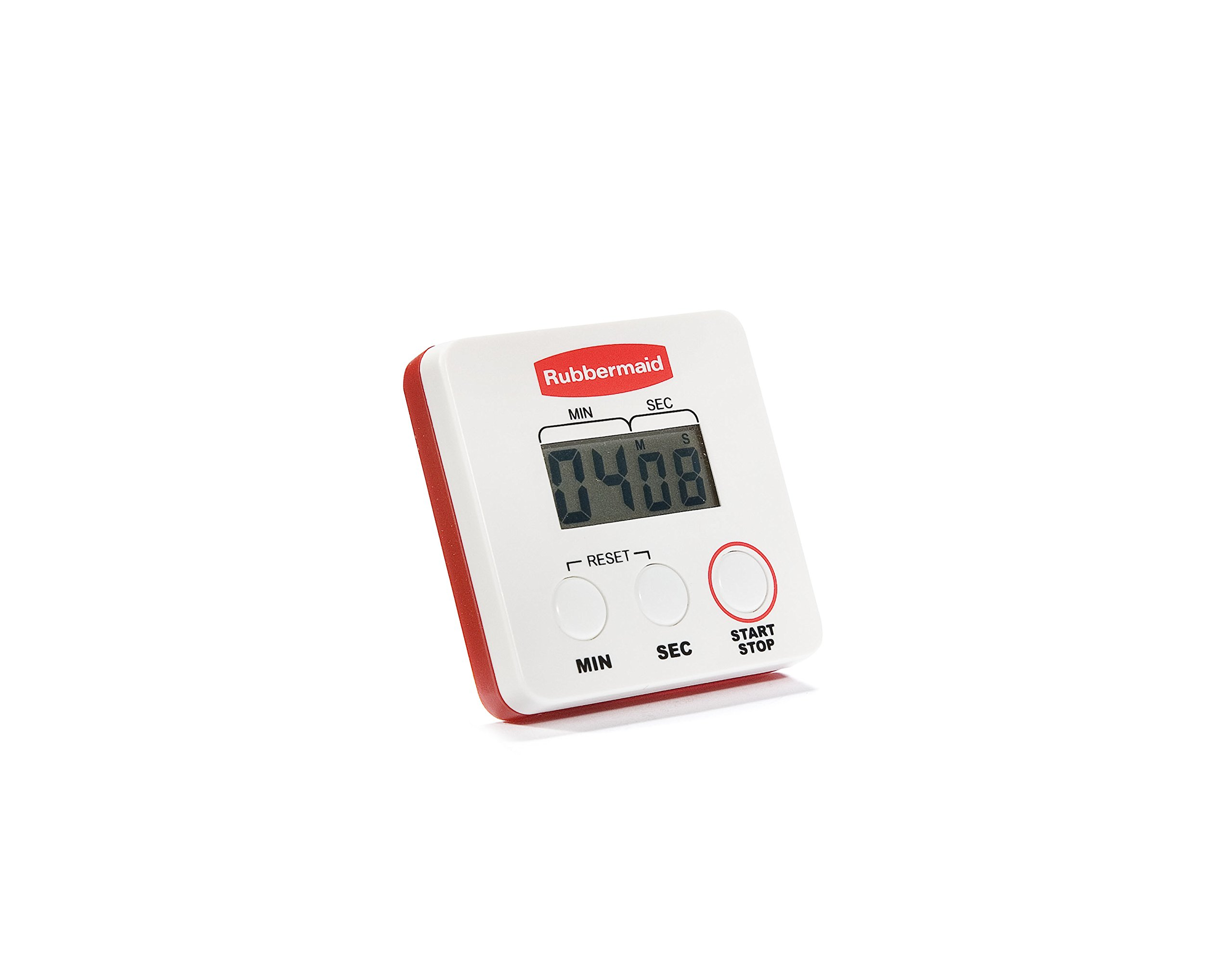 Rubbermaid Commercial Products FGR442188 Digital Kitchen Timer, Regular