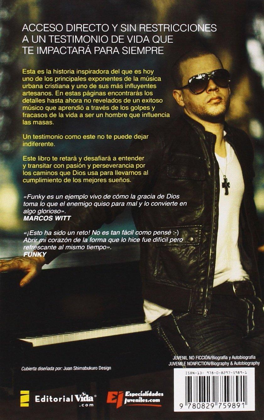 Amazon.com: Funky de ahora en adelante (Especialidades Juveniles) (Spanish Edition) (9780829759891): Funky: Books