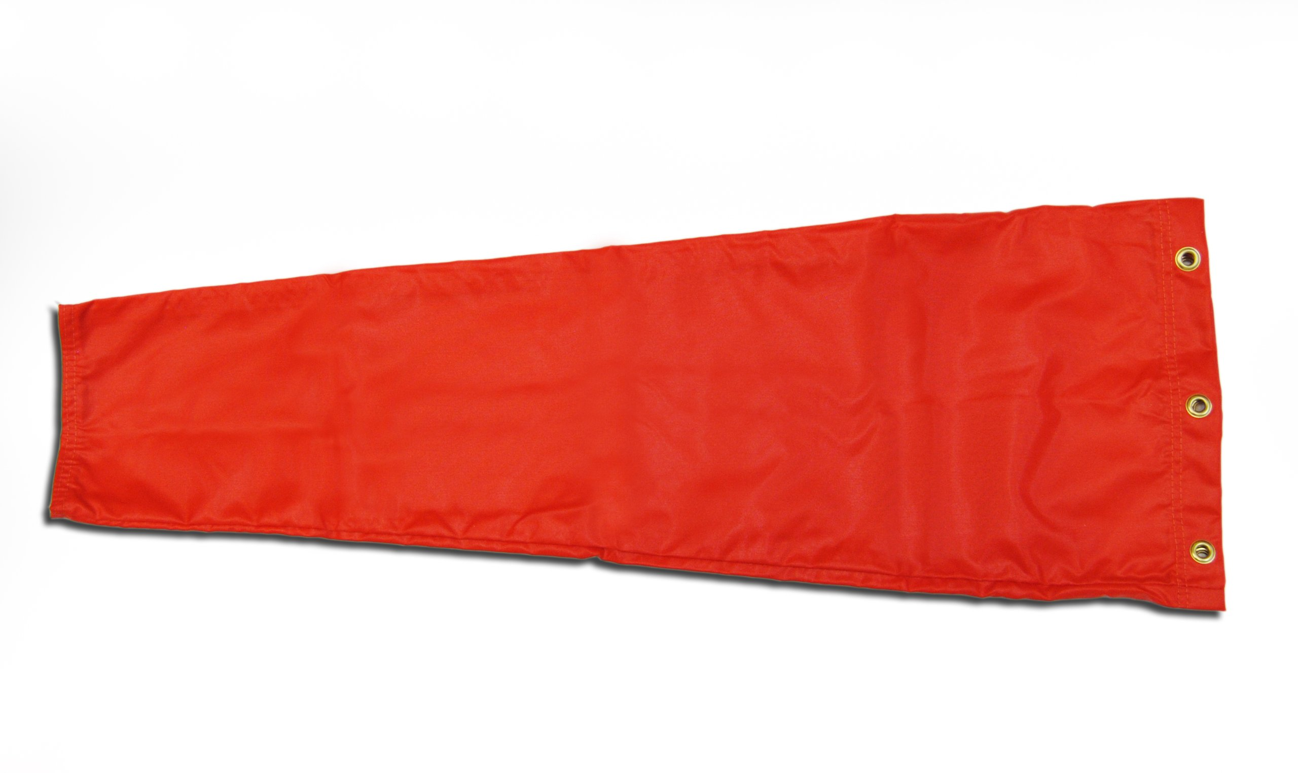 Airport Windsock Corporation 8'' X 36'' Orange Replacement Windsock 100% USA Made