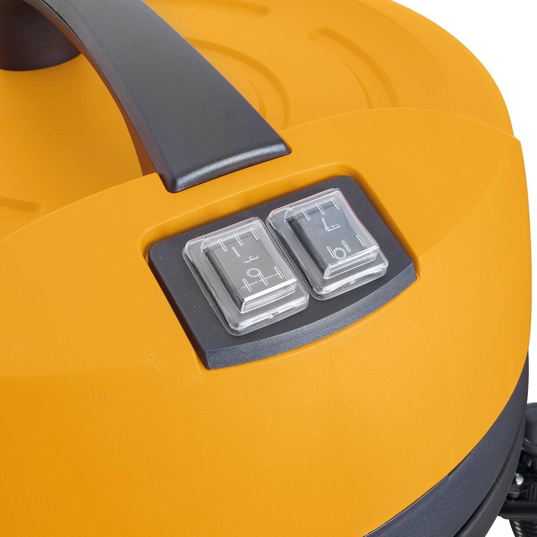 Aspirateur Professionnel 2x1200W 75 Litres EAU /& POUSSI/ÈRES VITOPOWER Cuve inox Souffleur Filtre Accessoires Garages Ateliers