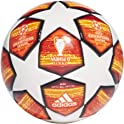 Adidas Finale Mini Ball (White/ Active Red)