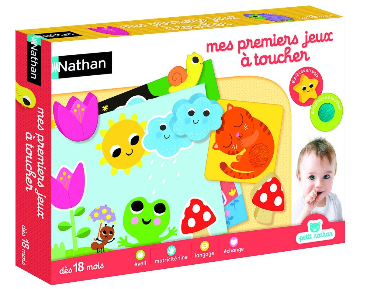 Mes Premiers Jeux /à Toucher 31435 Nathan