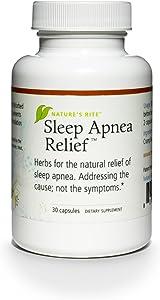 Nature's Rite Sleep Apnea Relief, 30 Count