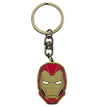 ABYstyle abykey164 Marvel Llavero Iron Man