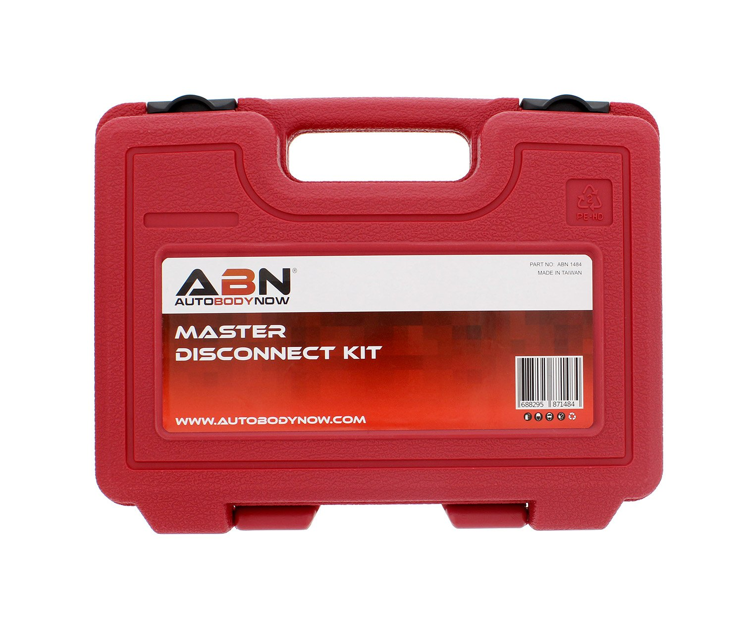 Heat A//C Fuel and Transmission Line Disconnects for Ford and GM ABN/® Master Disconnect Set Universal Full 12pc Kit