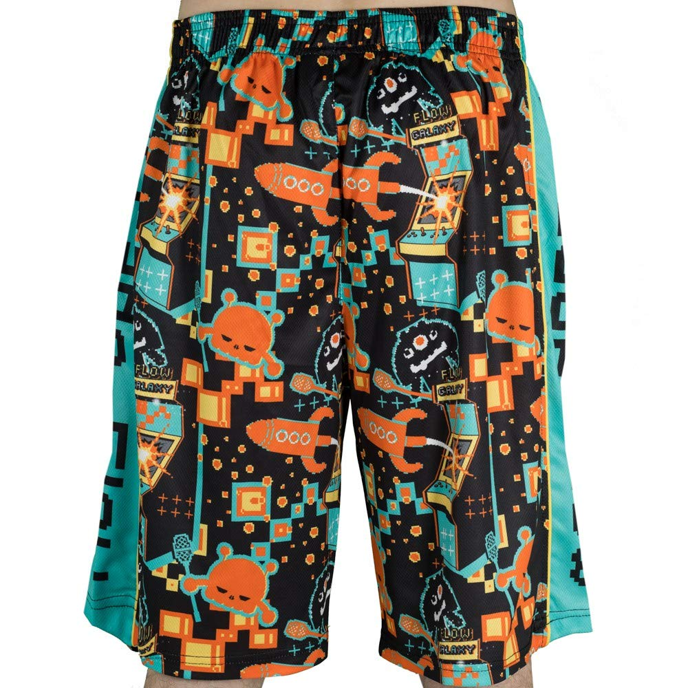 Flow Society Boys Arcade Attack Short