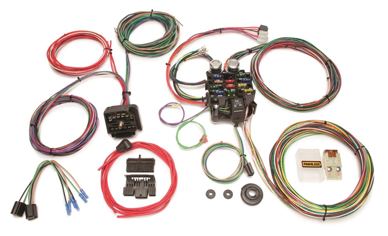 Painless 10106 Automotive Wiring Diagram Dodge