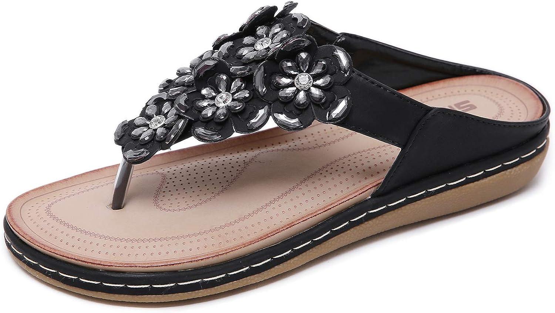 ZAPZEAL Womens Wide Fit Sandals Ladies