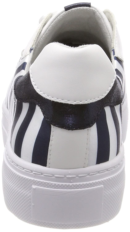 Tamaris Comb) Damen 23768 Sneaker Blau (Navy Comb) Tamaris 392a63