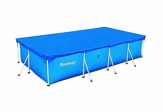 55 opinioni per Bestway 58107- Copertura per piscina 400x211 cm