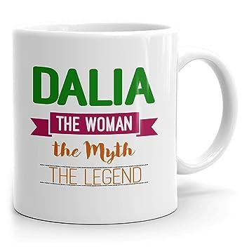 I love DALIA Tasse Kaffeetasse