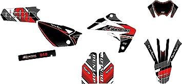 Rieju Mrt 50 Comics Motocross Set Rot Auto