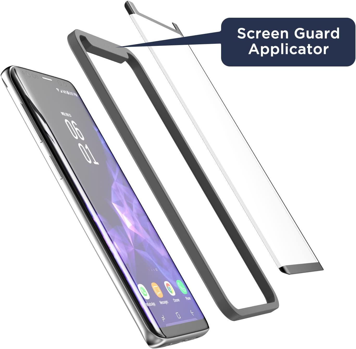 upscreen Reflection Shield Matte Screen Protector for Motorola MC909X-K Multitouch Optimized Strong Scratch Protection Matte and Anti-Glare