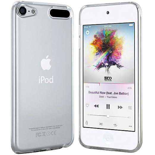 3 opinioni per iPod Touch 6G Custodia- moodie Cover Case Silicone per Apple iPod Touch 6G-