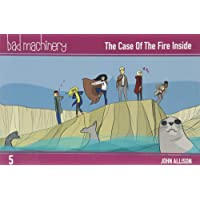 Bad Machinery Vol. 5: The Case of the Fire Inside, Pocket Edition