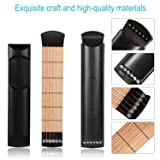 Pocket Guitar Practice Neck, EONLION 6 Fret