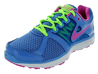 Amazon | Nike Women's NIKE LUNAR FOREVER 2 DISTANCE BLUE/CLB PINK  WMNS RUNNING SHOES 6 Women US DISTANCE BLUE/CLB PINK/FLSH LM/WHITE | Road  Running