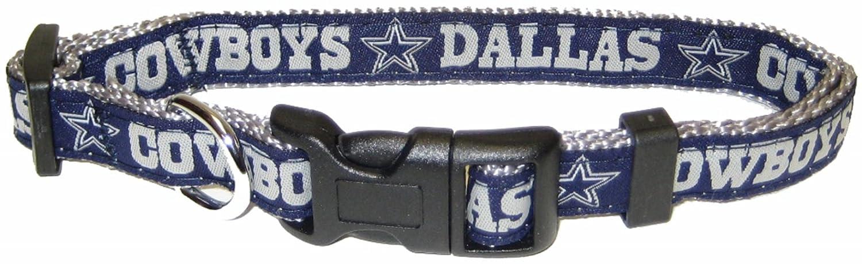 NFL Dallas Cowboys Dog Collar - Small 693bef088