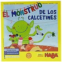 HABA-El El Monstruo de los Calcetines (302255)