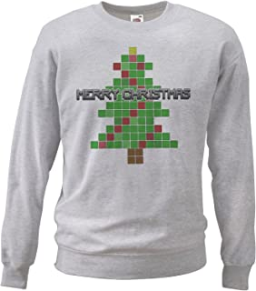 Adults Unisex Jewish Nordic Sweatshirt The Night Before Hanukkah Sweater