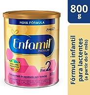 Fórmula Infantil Enfamil Premium 2 Lata 800g
