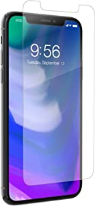 ZAGG InvisibleShield Sapphire Defense - Hybrid Glass - Screen Protector for Apple iPhone X - Clear (200301197)