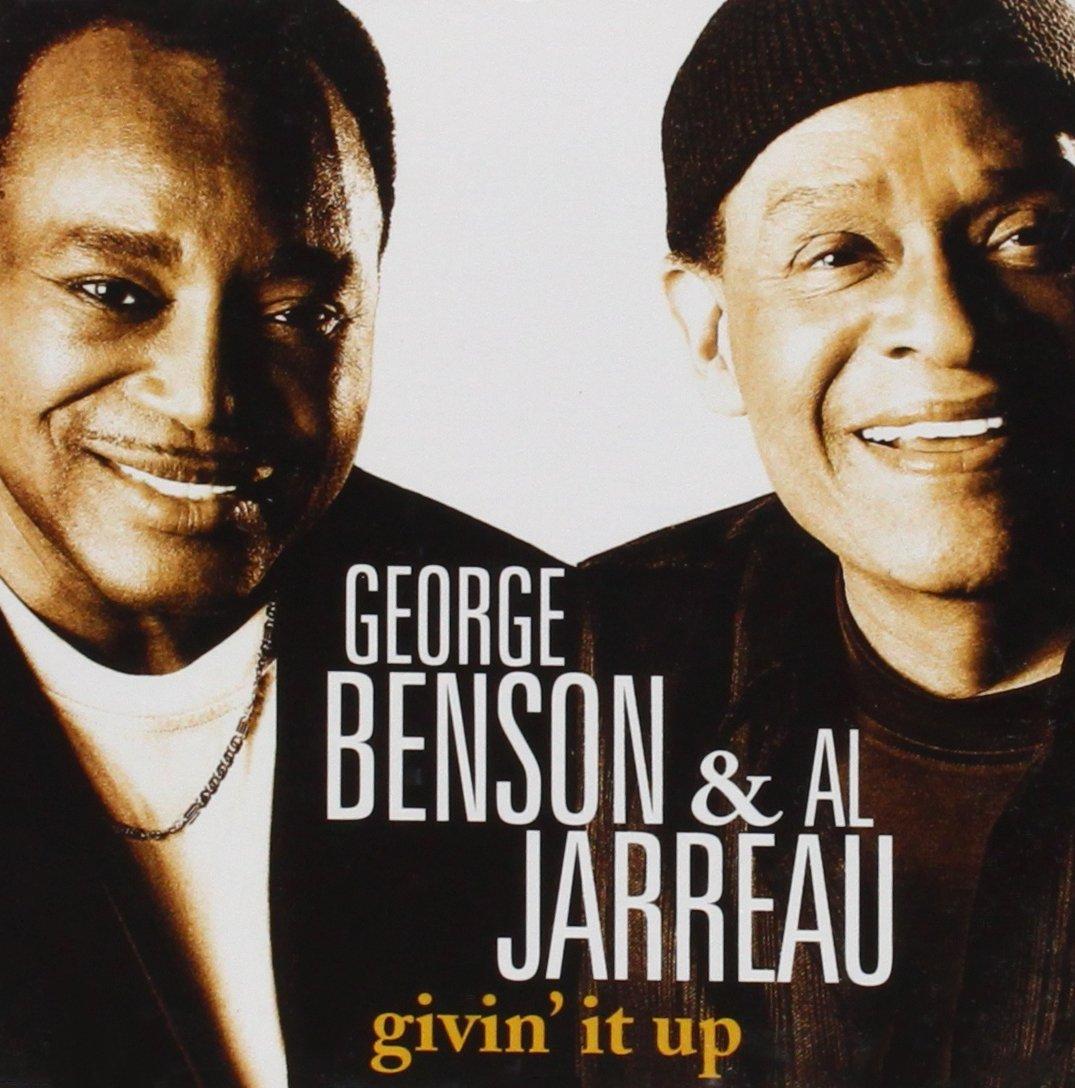 CD : George Benson - Givin' It Up (CD)