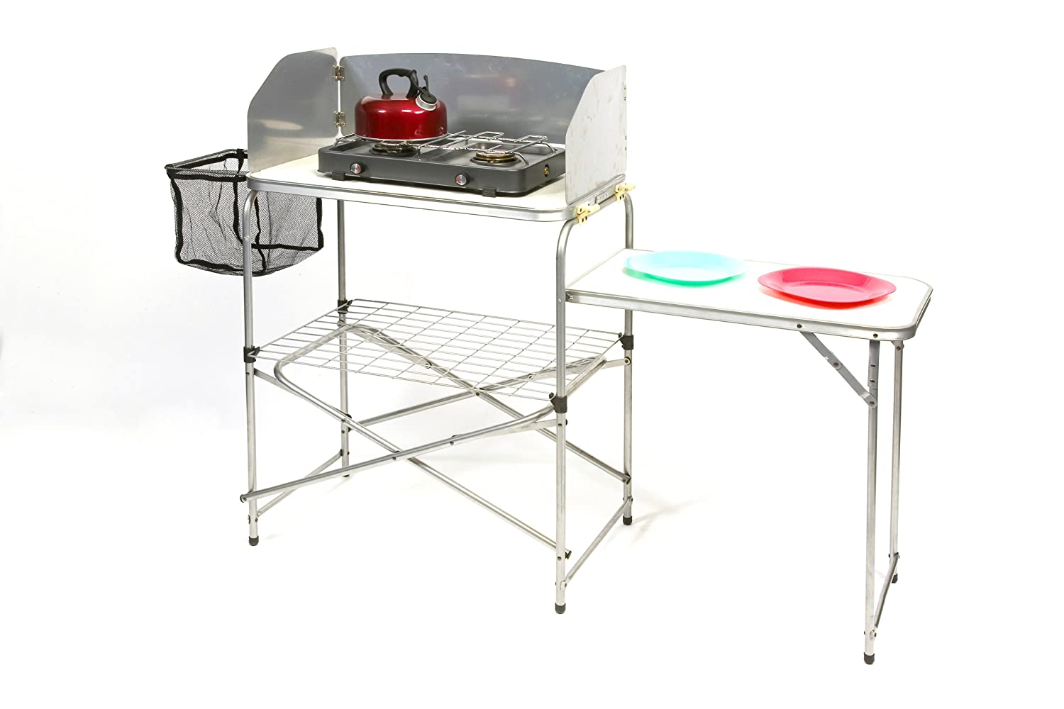 Sunncamp Super-Lite Aluminium Kitchen (Old Version): Amazon.co.uk ...