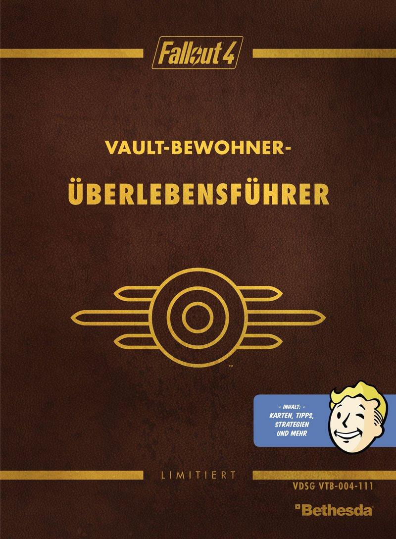 Fallout 4 Wackelpuppen Karte.Fallout 4 Vault Dweller S Survival Guide Das Offizielle